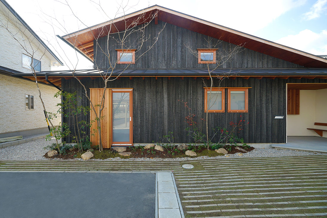 西美薗の家
